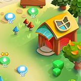 Скриншот из игры Котёнок Лав